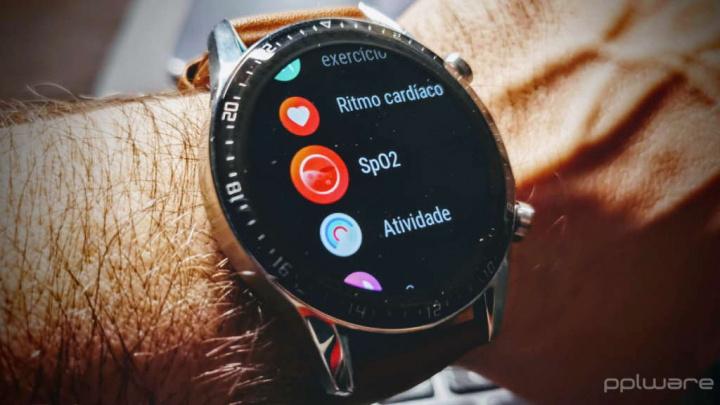 Huawei Watch GT 2 saturação oxigénio sangue SpO2