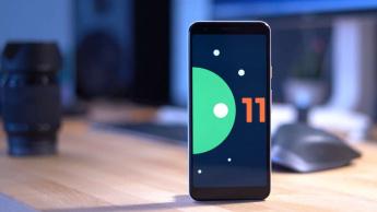 Imagem Google Android 11