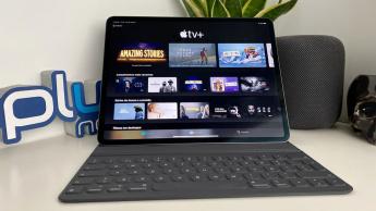 Imagem ipad Pro com Apple TV+