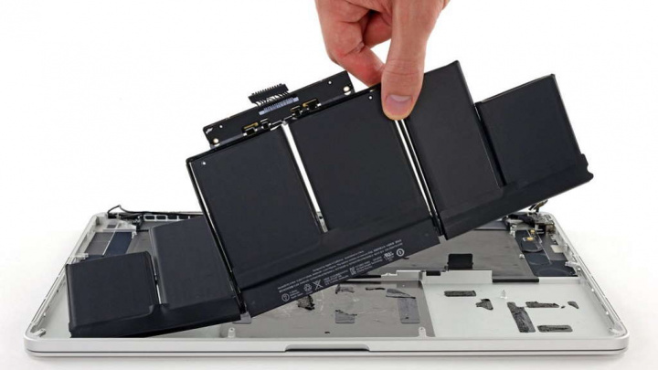 Apple bateria MacBook carregamento energia