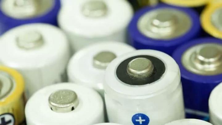 Imagem de baterias orgânicas com compostos naturais