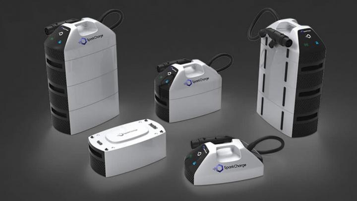 Imagem do kit de baterias para alimentar carros elétricos