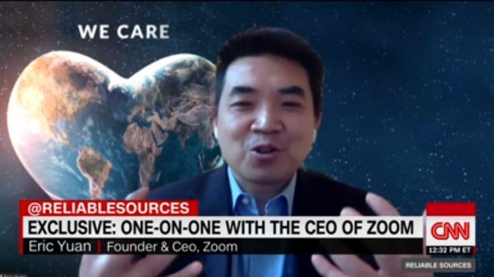 Zoom: CEO assume problemas de segurança do serviço... mas tem