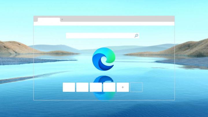 Edge Microsoft browser Internet testes