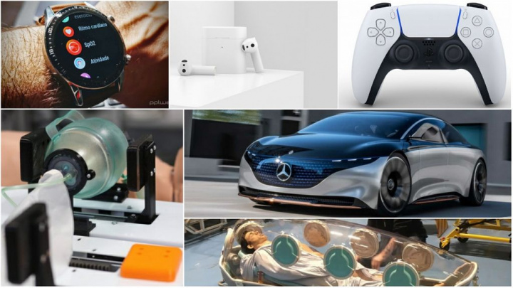 E os destaques tecnológicos da semana que passou foram... - COVID-19, Xiaomi, Zoom