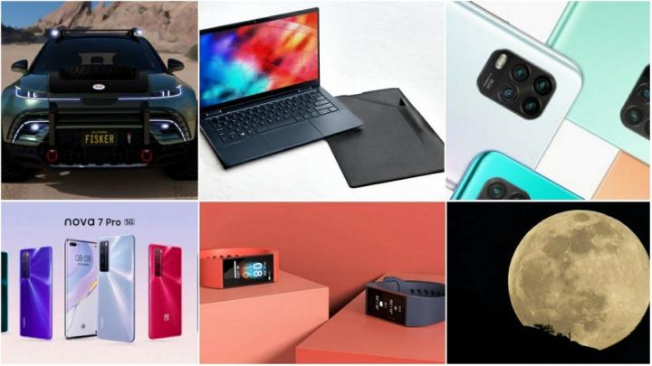 E os destaques tecnológicos da semana que passou foram... - OPPO, Xiaomi, Huawei, Android