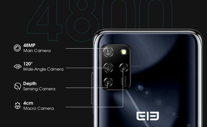 Elephone E10 chega com design inspirado nos mais recentes topos de gama
