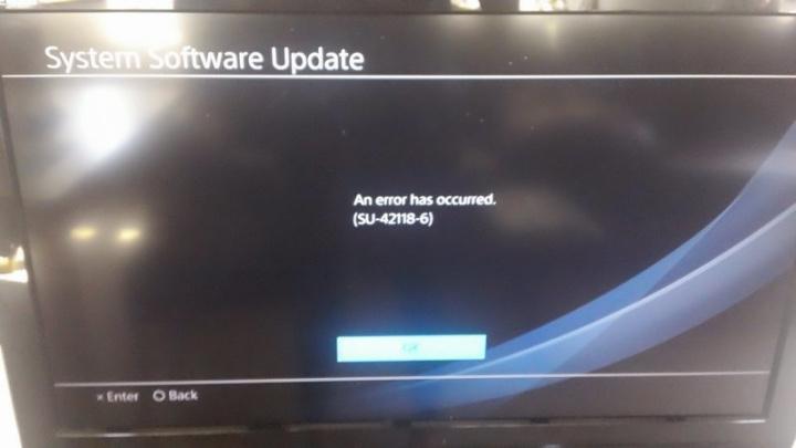 Problemas com a PS4? A culpa é da última atualização de firmware