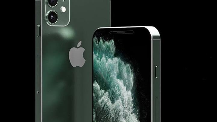 Imagem de conceito do iPhone SE 2020
