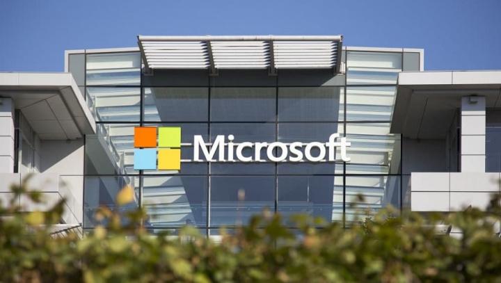 Imagem Microsoft dados primeiro trimestre 2020