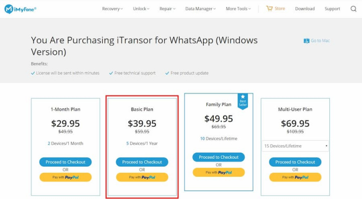 Learn how to save and transfer WhatsApp between Android and / or iPhone