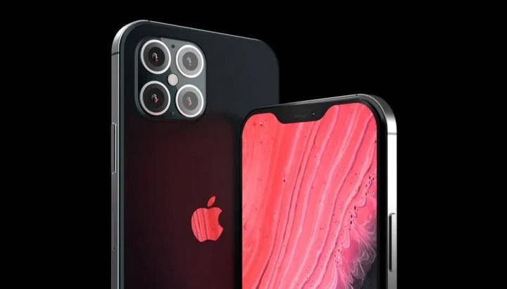 Imagem de conceito do novo iPhone 12 Pro Max