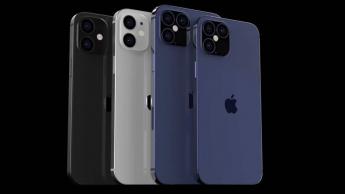 Imagem iPhone 12 Pro Max concept