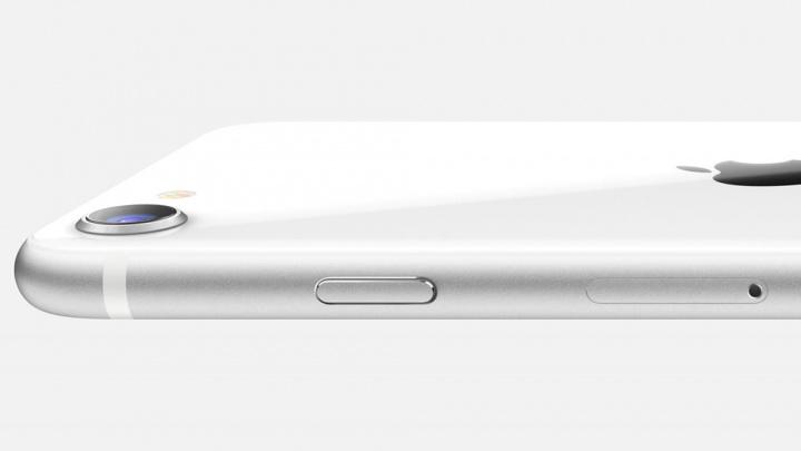 Imagem câmara de 12 MP do novo smartphone da Apple