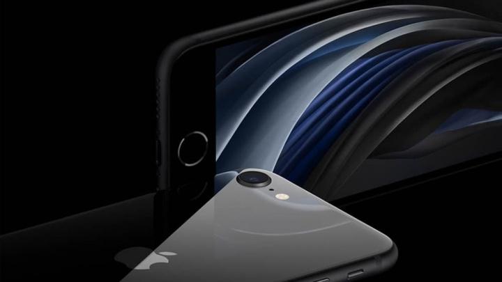 Imagem iPhone SE 2020 lançado no meio da pandemia