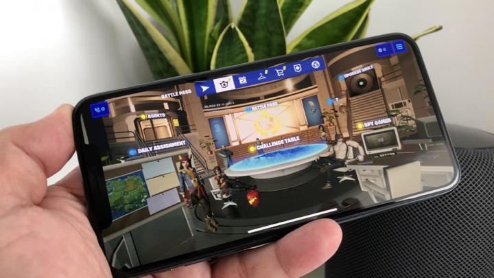 Imagem jogos para iOS