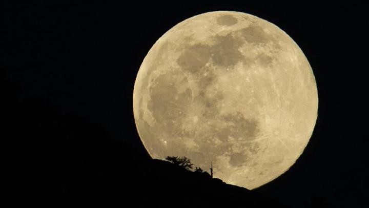 Imagem da Lua
