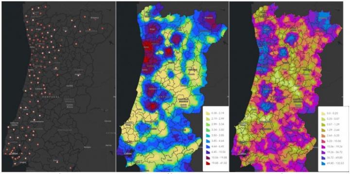 COVID-19: Qual o risco de infeção na sua zona? Veja no mapa