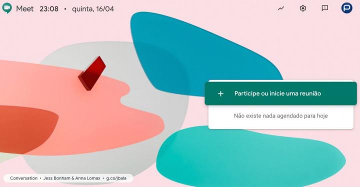 Google Meet: Reuniões e aulas online apenas usando o browser