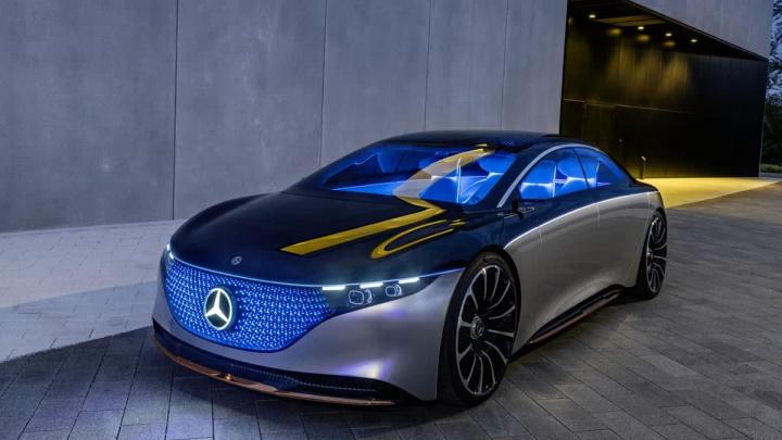 Imagem Mercedes EQC AMG