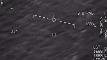 Imagem captura de imagem do OVNI