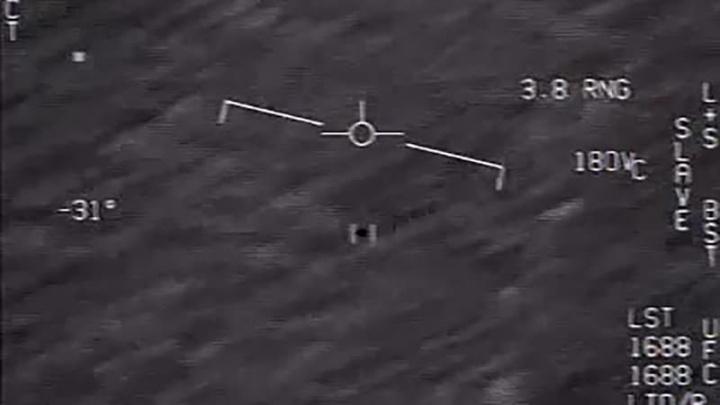 Imagem captura de imagem dos OVNIs