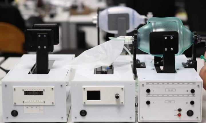 PNEUMA: Ventilador de baixo custo criado pela Universidade do Porto para hospitais