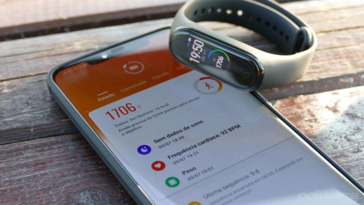 Mi Band 4 Xiaomi