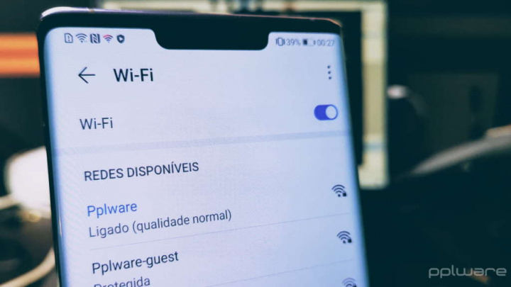 WiFi Android smartphones redes ligar