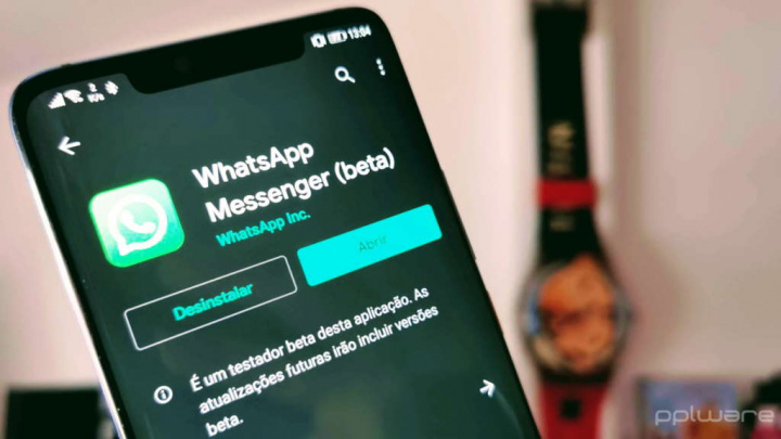WhatsApp vários dispositivos Android pistas