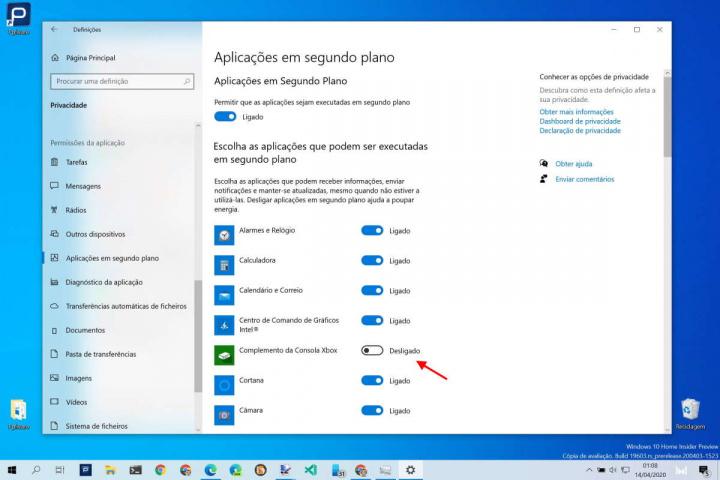 Windows 10 desempenho rápido utilizadores aplicações