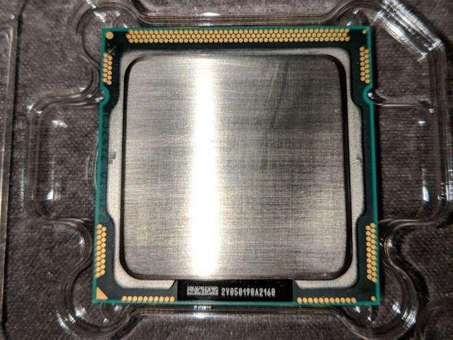 Intel processadores