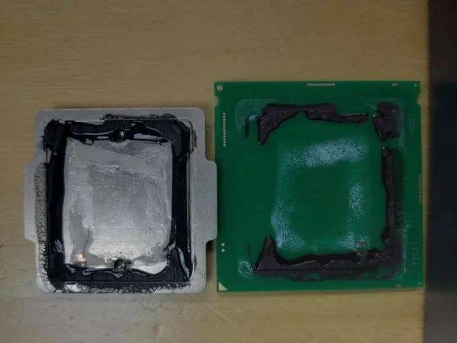 Intel processadores falsificações China IHS