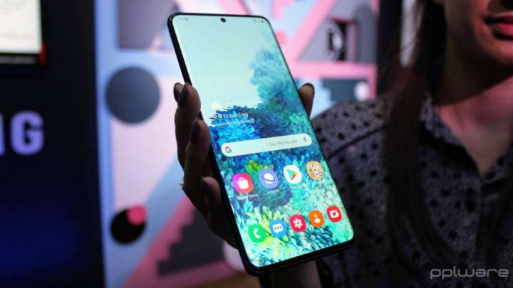 Já conhecem o Samsung Galaxy S20 Ultra 5G 5G com super zoom?