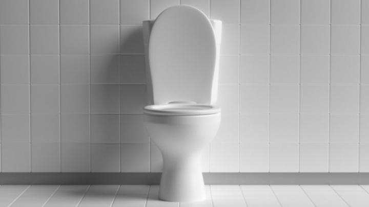 Imagem sanita convancional que pode ser inteligente e detetar doenças