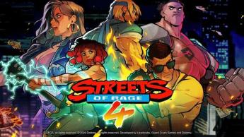Ilustração jogo Street of Range 4