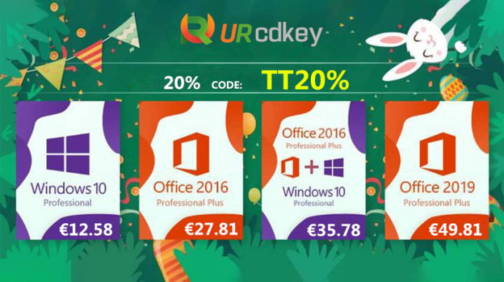 URCDKeys: buying software and games is simple, fast and very cheap
