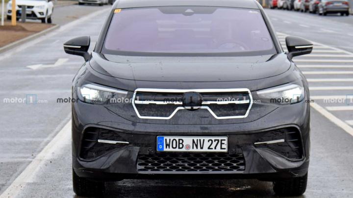 Volkswagen prepares the ID.4 GTX electric SUV