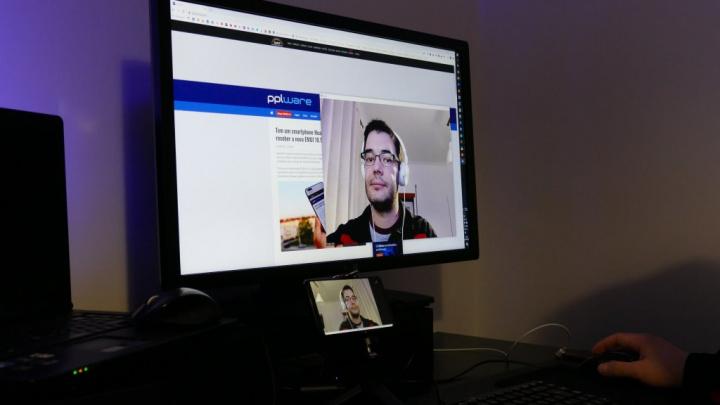 Não tem Webcam no PC? Use o smartphone Android ou iOS