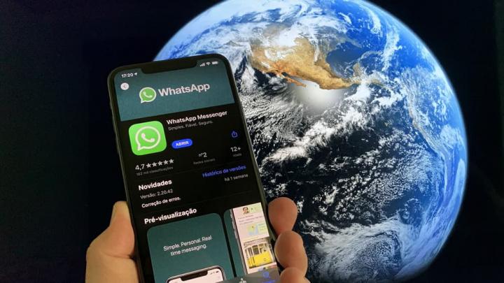 Imagem WhatsApp dicas para o mundo