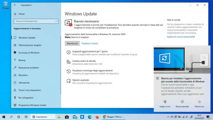 Windows 10 atualização Microsoft simples novidades