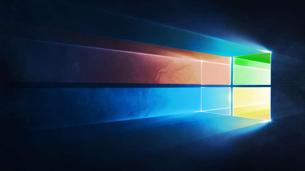 Windows 10 Sistema Definições Painel de controlo utilizadores