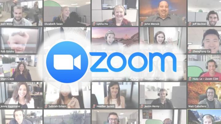 Imagem Zoom que tem vulnerabilidades
