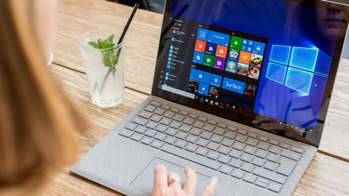 Windows 10 Microsoft apps rápido utilizadores