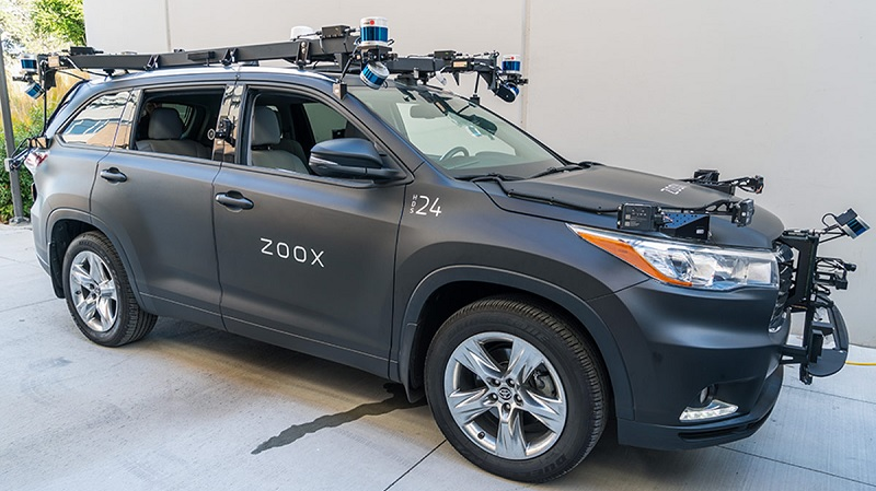 Amazon may acquire autonomous car startup Zoox