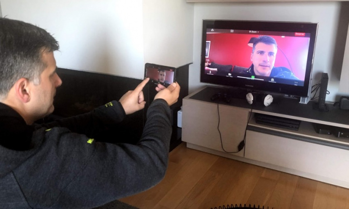 Zoom na TV? Se tiver uma Apple TV saiba como pode fazê-lo