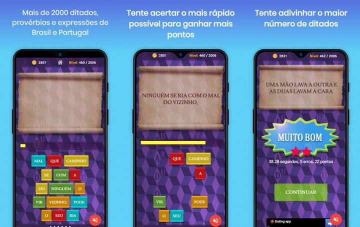 Apps dos Leitores