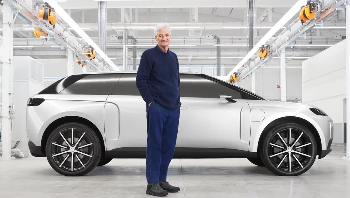 Carro Eletrico Da Dyson Um Suv De Luxo Com 1000 Km De Autonomia