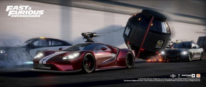 Depois de adiamentos, Fast & Furious Crossroads já tem data - Playstation 4, Xbox One e PC