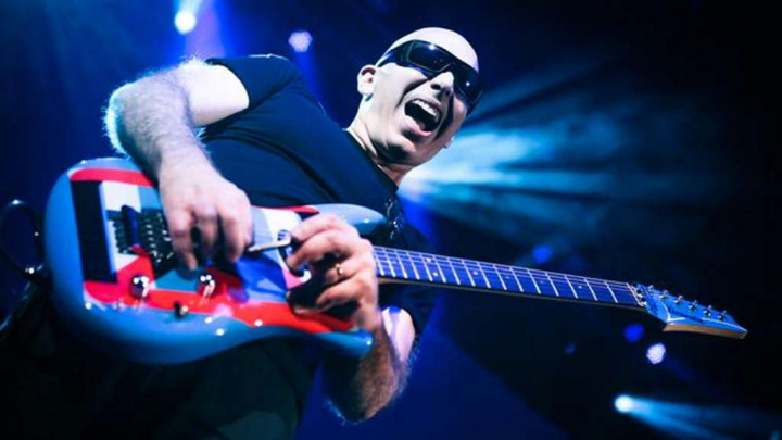 Summer Song Joe Satriani